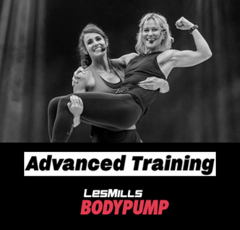 BODYPUMP™-ADVANCED TRAINING-BELO HORIZONTE-20/07 e 21/07